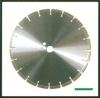 Silver brazed saw blades
