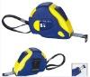 Soft TPR/TPE rubber Slf Lock Measuring Tape
