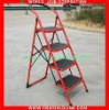 Steel step ladder