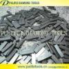 Stone sawing diamond segments