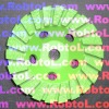 Straight Turbo Diamond Grinding Cup Wheel for General Masonry Material -- MACD
