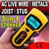 Stud Scanner Joist Live Wire Metal Finder Detector Wall