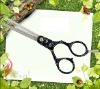Stylist Zinc Alloy Grip Tattoo Thinning Scissors