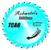 T.C.T. Blade for Ripping Sawing with Anti-Kick Back Design--TCAG