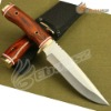 TS-177 steel tactical straight knife, DZ-1009