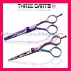 ThreeDarts Newest design salon barber scissors/shears 5.5""