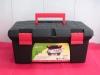Tool box G-555D tool case, box, plastic tool box, plastic tool case, case, tackle box, art tool box, art cases