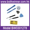 Tool kit/Repair tool kit/Repair opening tool kit/Pry tools/Mobile phone repair tools for iPhone/iPhone 3G/iPod/PSP