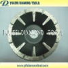 Turbo Segment Diamond Convex Cutting Disc