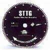 Turbo Small diamond blade for fast cutting granite--STTG