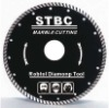 Turbo rim small diamond for fast cutting marble----STBC