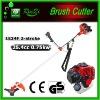 Two stroke, gasoline 25.4cc brush cutter,garden equipment