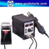 UF-898D+ 2 IN 1 SMD HOTAIR REWORK + SOLDERING IRON STATION