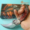 USA Master Fire Claws Defensive Knife Knives Dz-1018