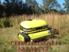 Used remote control RC slope mower