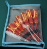 VDE insulated screwdriver bits