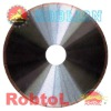 Welded continuous rim diamond blade for marble----STWM