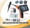 Wireless Inspection Camera with 3.5 Inch Color Monitor + DVR