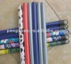 Wooden Broom Pole with PVC Coated