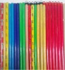 Wooden Broom Stick With PVC Coated