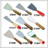 Wooden Handle Putty Knives