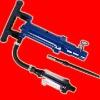 YE12 Hand-held pneumatic rock drill