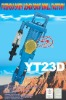 YT23D Air Leg Rock Drill