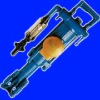 YT23D pneumatic rock drill