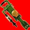 YT24 pneumatic air leg rock drill