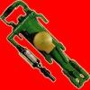 YT28 air leg rock drill