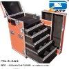 aluminum rack drawer storage DJ case