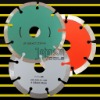 blade:saw blade:diamond saw blade:Sintered segment:125mm