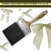 bristle paint brush no.0828