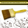bristle paint brush no.0830