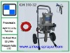 building/house painting machine