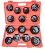 car service tools set of oil filter wrench