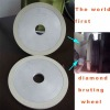 ceramic 14A1 diamond wheel for polishing natural diamond