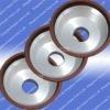 ceramic bond diamond grinding wheel for silicon wafer grinding and polishing