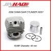 chainsaw cylinder assy-52cc