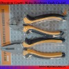 combination pliers and diagonal cutter pliers 2pcs pliers set