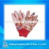 cotton garden glove
