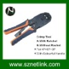 crimping tools for coaxial connector