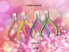 cuticle nippers with silicone