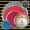 cutting blade:diamond cutting blade Sintered saw blade:segment