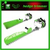 cutting tree gasoline hedge trimmer