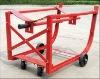 decorative garden cart/push cart/drum dolly