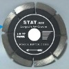 dia114mm Hi-segment small diamond saw blade for long life cutting granite/diamond cutting blade/diamond tool(STAT)