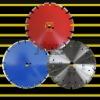 diamond cutting blade:laser saw blade:general purpose:350mm