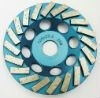 diamond grinding cup wheel for concrete & field stone