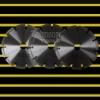 diamond saw blade:laser saw blade:general purpose150mm